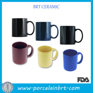 Custom Color Ceramic Promotion Cup on Sale pictures & photos