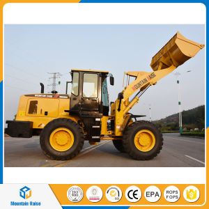 Chinese 3ton Heavy Front End Payloader Wheel Loader pictures & photos