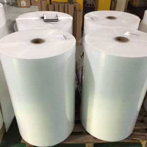 White PE Film for Milk Packaging pictures & photos