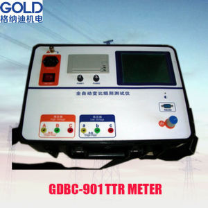 Gdbc-901 Three Phase/Single Phase TTR Transformer Turns Ratio Meter pictures & photos