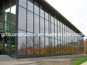 Unitized Aluminum Frame Glass Curtain Wall pictures & photos