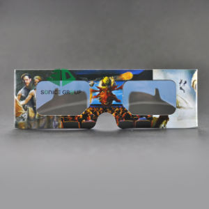 Paper Linear Polarized 3D Glasses (SNLP 015)