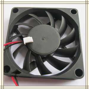 China Manufacture 7015 DC Brushless Fan 12V