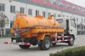China Garbage Truck/Suction Sewage Truck pictures & photos