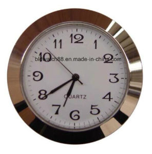 Mini Insert Clock with Arabic Numerals pictures & photos