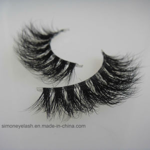 Own Brand/OEM/Private Label Wholesale 3D 100% Mink Fur False Eyelashes pictures & photos