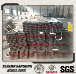 High Quality Low Carbon Hollow Section for Shipbuilding pictures & photos
