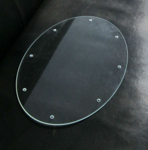 Round Tempered Glass pictures & photos