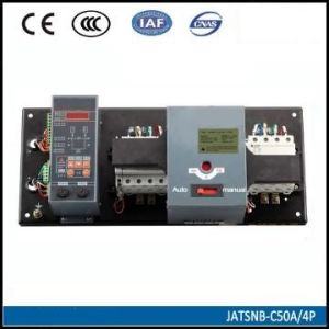 MCB Based Manual or Automated Transfer Switch (JATSNB-63A 4P) pictures & photos