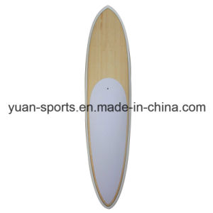 All Round Performance 11′ Bamboo Veneer Surface Sup Stand up Paddle Board, Surfboard pictures & photos