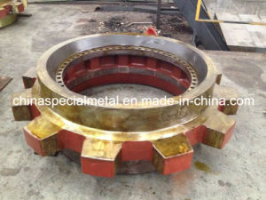 Sprocket Wheel for Cement Creeper Tread