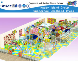 Indoor Soft Playground Kids Play Center Play Equipment HD-114f pictures & photos