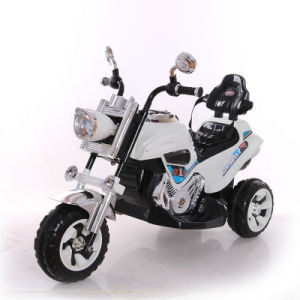 Battery Power 3 Wheel Electric Motor Bikes for Kids pictures & photos