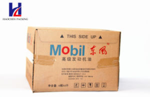 Corrugated Carton Box for Oil Package pictures & photos