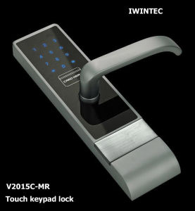 Electronic Code Lock with RF Card (V62015C-MR) pictures & photos