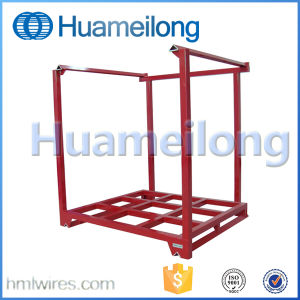 China Movable Metal Stacking Pallet Rack for Warehouse pictures & photos
