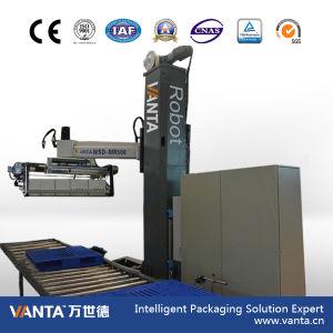 70cpm Automatic High Speed Single Column Robotic Palletizer