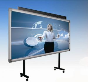 Multi-Touch Education Whiteboard