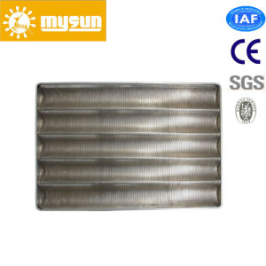 Aluminium Teflon Coating French Baguette Baking Oven pictures & photos