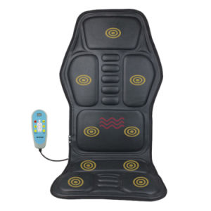 Electric Car Back Shiatsu Vibration Butt Massage Cushion for Chair pictures & photos