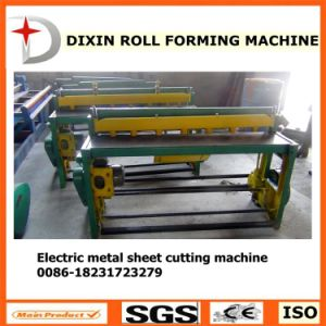 Dx Electric Metal Sheet Cutting Equipment pictures & photos
