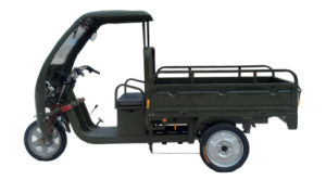 Electric Tricycle 1.5m Cargo 1200W pictures & photos