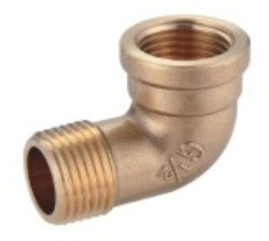Brass Fittings Male & Female Elbow Tb-01 pictures & photos