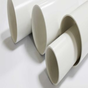Plastic Pipe - PVC Pipe & Fittings for Drainage pictures & photos