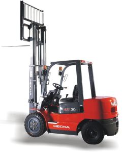 Hot on Sale 2.5 Ton Diesel Forklift Truck (FD25T-HWA3) pictures & photos