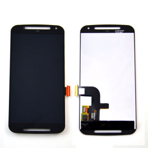 New Touch Screen Digitizer LCD Display for Motorola Moto G2 pictures & photos