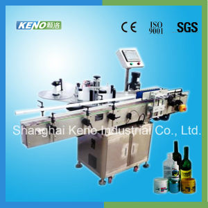 Automatic Round Bottle Labelling Machine (KENO-L108) pictures & photos