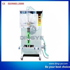 Automatic Double-Tube Liquid Packer pictures & photos