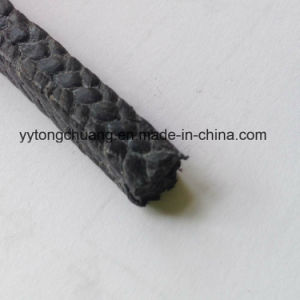 High Quality Carbonized Fiber Packing with PTFE pictures & photos