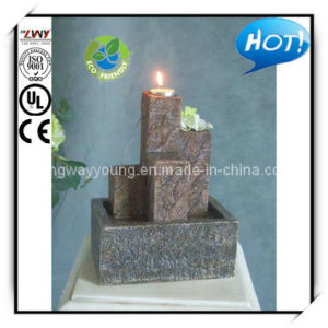 10 Inches Indoor Resin Electric Tabletop Fountain (YF3011C-10H)