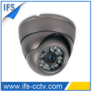 IR Security Metal Vandal Dome Camera (IDC-320) pictures & photos