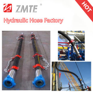 Rotary Drilling Hose with NPT Hammer Unions on End pictures & photos