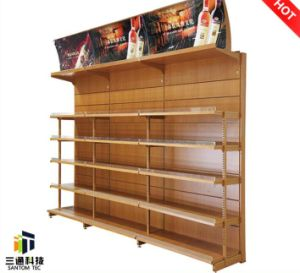 Fashion Supermarket Display Shelving/Display Rack pictures & photos