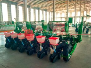 Professional Factory 6rows Corn/Maize Seeder Seed Drill
