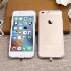 Universal Standard Qi External Wireless Charging Receiver Case for iPhone 6s pictures & photos