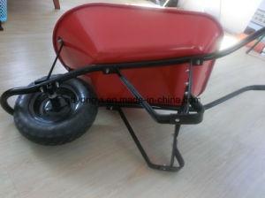 Heavy Duty Wheelbarrow for South America- Peru Market Wb5688 pictures & photos