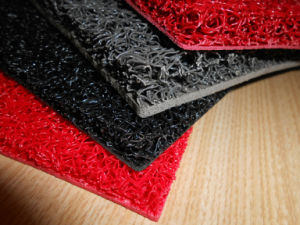 PVC Rolls, PVC Mat, PVC Coil Mat, PVC Flooring, PVC Carpet pictures & photos