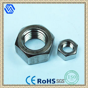 Stainless Steel Hexagon Nut DIN933 (BL-0066) pictures & photos