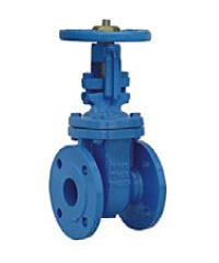 Rising Stem Metal Seated Gate Valve DIN 3352-F4 pictures & photos