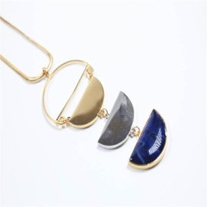 New Design Resin Fashion Jewelry Set Necklace Earring pictures & photos