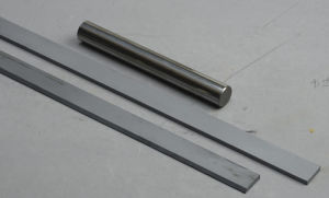 K30 High Quality of Carbide Bars with 35 Degree