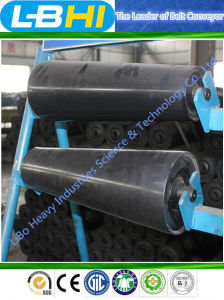 Libo Brand Carrying or Return Taper Idler Roller for Conveyor pictures & photos