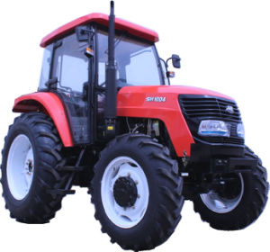 100HP 4 Wheel Tractor (SH1004) pictures & photos