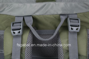Mountain Advanture Nylon Backpacks for Travel Camping Climbing Hiking pictures & photos