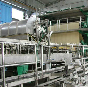 High Speed Decorative Base Paper Machine pictures & photos