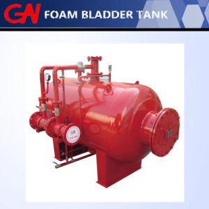 High Quality Fire Fighting Foam Pressure Tank with Bladder pictures & photos